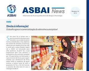 Informativo ASBAI NEWS � 15� edi��o
