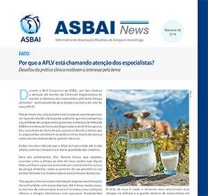 Informativo ASBAI NEWS – 16º edição