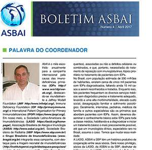 Boletim ASBAI Edição Nº 4