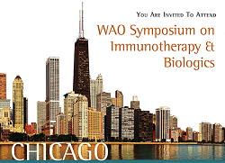 WAO Symposium on Immunotherapy & Biologics