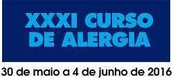 Programa��o cient�fica do XXXI Curso de Alergia